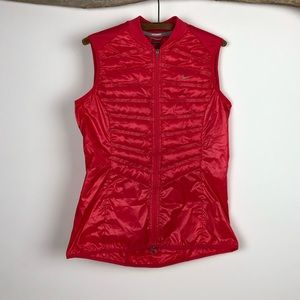 Nike Aeroloft Packable Running Vest. Medium.